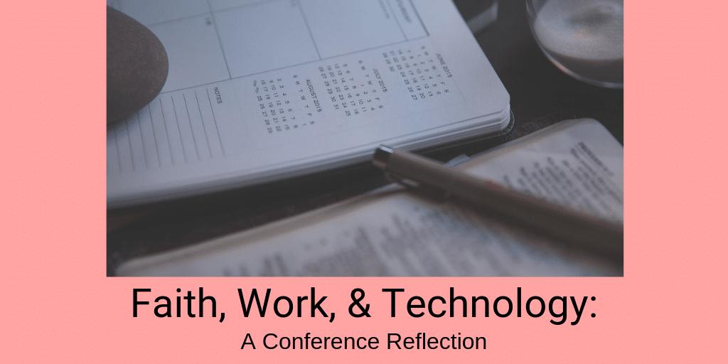 Faith Work Tech
